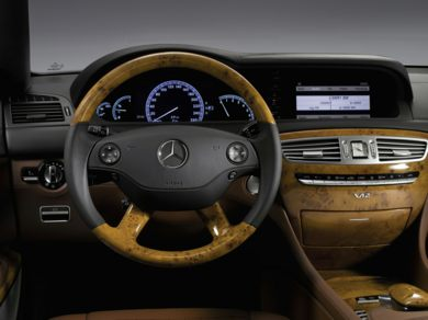 OEM Interior  2007 Mercedes-Benz CL600