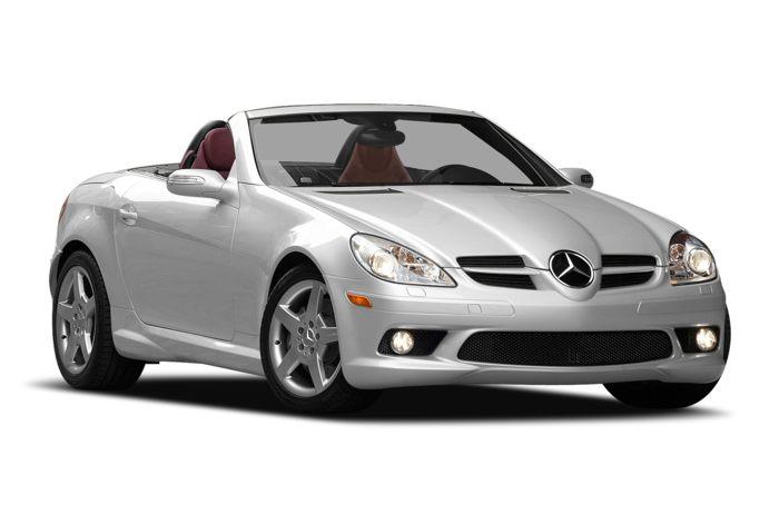 2007 mercedes benz slk350 specs safety rating mpg for Mercedes benz slk 2007