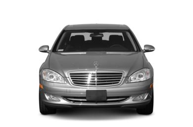 Grille  2007 Mercedes-Benz S600