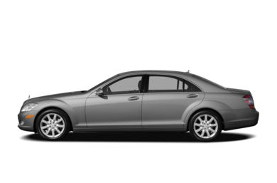 90 Degree Profile 2007 Mercedes-Benz S600