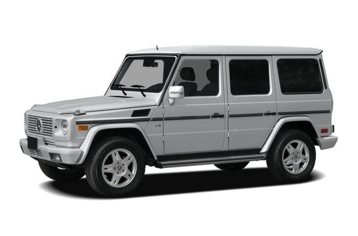 2007 mercedes benz g500 specs safety rating mpg for Mercedes benz g class specs
