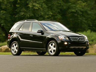 OEM Exterior  2007 Mercedes-Benz ML500
