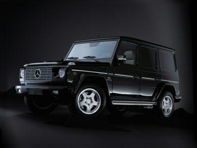 OEM Exterior Primary  2007 Mercedes-Benz G55 AMG
