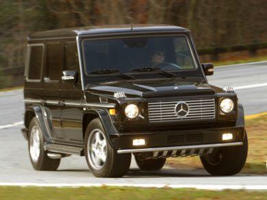 see 2007 mercedes benz g55 amg color options carsdirect. Black Bedroom Furniture Sets. Home Design Ideas