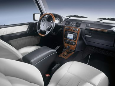 OEM Interior Primary  2007 Mercedes-Benz G55 AMG