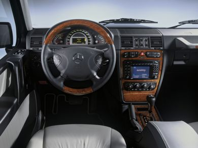 OEM Interior  2007 Mercedes-Benz G55 AMG