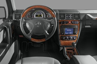 Steering Wheel  2007 Mercedes-Benz G55 AMG