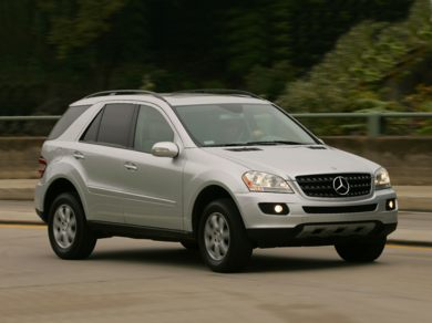 OEM Exterior  2007 Mercedes-Benz ML350