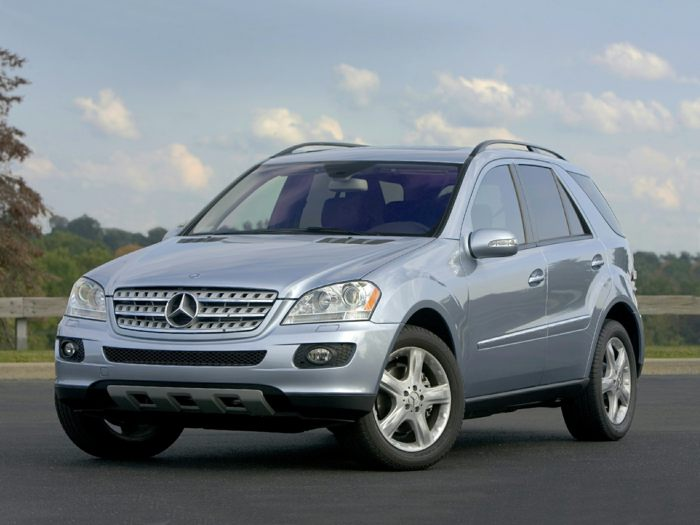 2007 mercedes benz ml320 specs safety rating mpg for Mercedes benz cpo warranty coverage