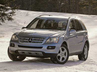 OEM Exterior  2007 Mercedes-Benz ML320