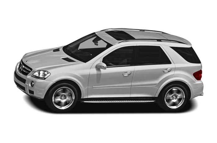 2007 mercedes benz ml63 amg specs safety rating mpg for Mercedes benz ml 350 2007