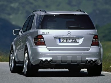 OEM Exterior  2007 Mercedes-Benz ML63 AMG