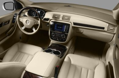 Interior Profile  2007 Mercedes-Benz R500