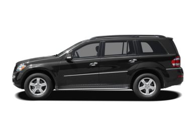 90 Degree Profile 2007 Mercedes-Benz GL320