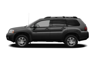 90 Degree Profile 2007 Mitsubishi Endeavor