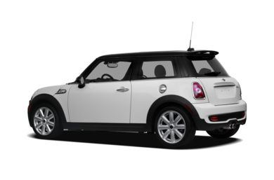 Surround 3/4 Rear - Drivers Side  2007 MINI Hardtop