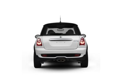 Surround Rear Profile 2007 MINI Hardtop