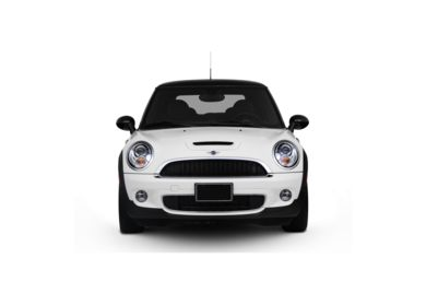 Surround Front Profile  2007 MINI Hardtop