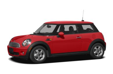 3/4 Front Glamour 2007 MINI Hardtop