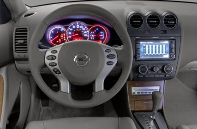 Steering Wheel  2007 Nissan Altima Hybrid