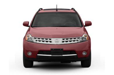 Grille  2007 Nissan Murano