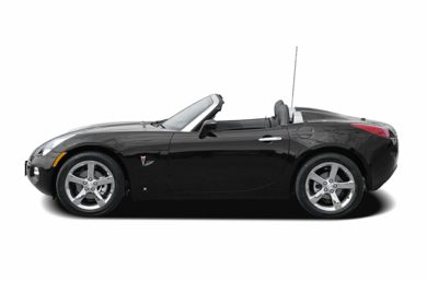 90 Degree Profile 2007 Pontiac Solstice