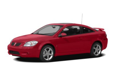 3/4 Front Glamour 2007 Pontiac G5