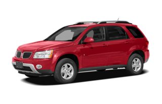 3/4 Front Glamour 2007 Pontiac Torrent