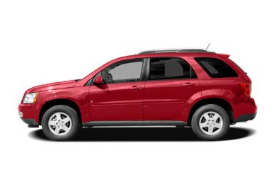 90 Degree Profile 2007 Pontiac Torrent