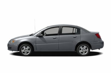 90 Degree Profile 2007 Saturn ION