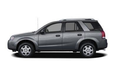 90 Degree Profile 2007 Saturn VUE