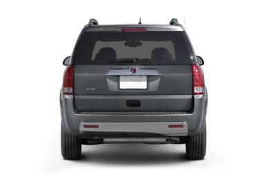 Rear Profile  2007 Saturn VUE