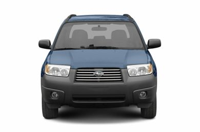 Grille  2007 Subaru Forester