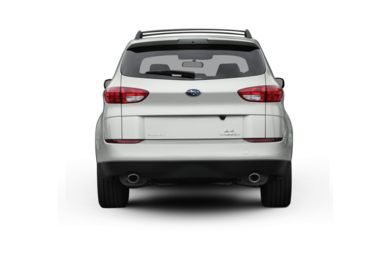 Rear Profile  2007 Subaru B9 Tribeca