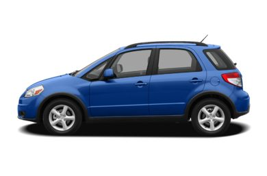 90 Degree Profile 2007 Suzuki SX4