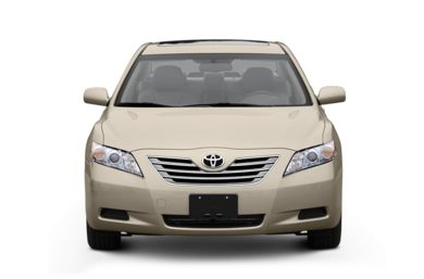 Grille  2007 Toyota Camry Hybrid