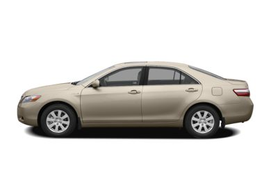 90 Degree Profile 2007 Toyota Camry Hybrid