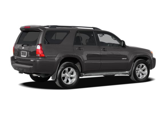 2007 toyota 4runner pictures photos carsdirect. Black Bedroom Furniture Sets. Home Design Ideas
