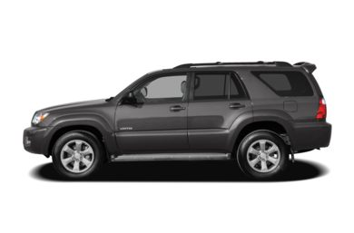 90 Degree Profile 2007 Toyota 4Runner
