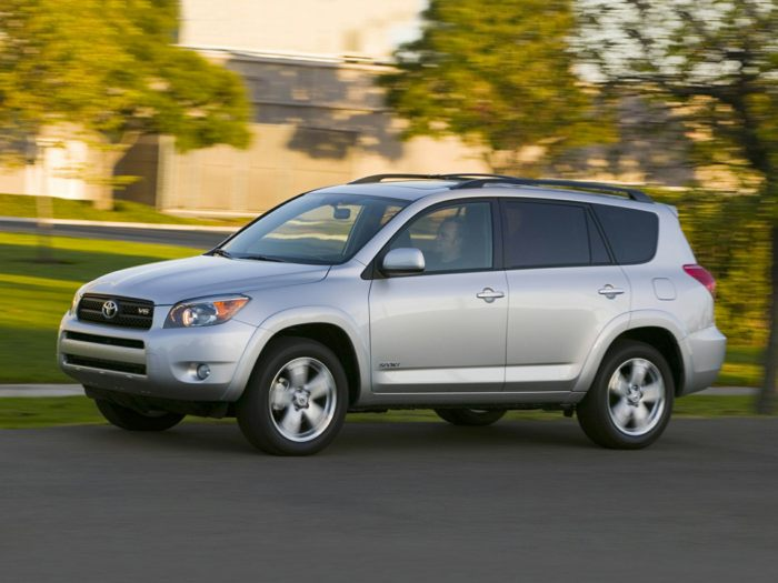 2007 toyota rav4 specs safety rating mpg carsdirect. Black Bedroom Furniture Sets. Home Design Ideas