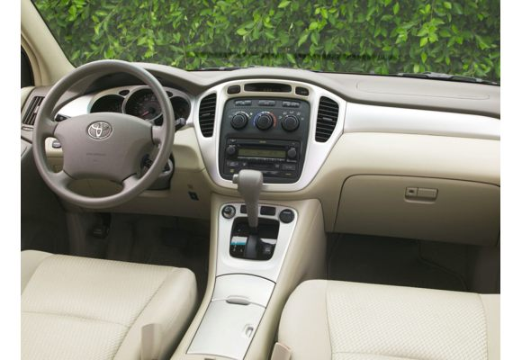 2006 Toyota Highlander Pictures Photos Carsdirect