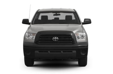 Grille  2007 Toyota Tundra