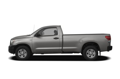 90 Degree Profile 2007 Toyota Tundra
