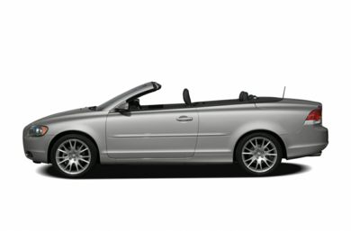 90 Degree Profile 2007 Volvo C70