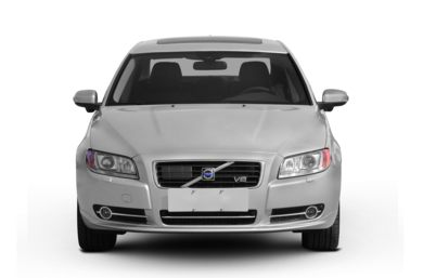 Grille  2007 Volvo S80