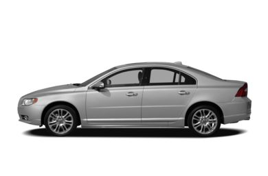 90 Degree Profile 2007 Volvo S80