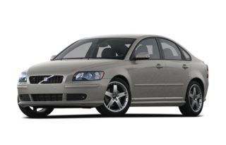 3/4 Front Glamour 2007 Volvo S40