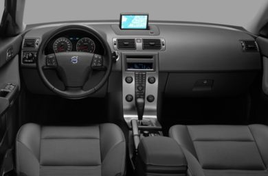 Front seat (full) 2007 Volvo S40