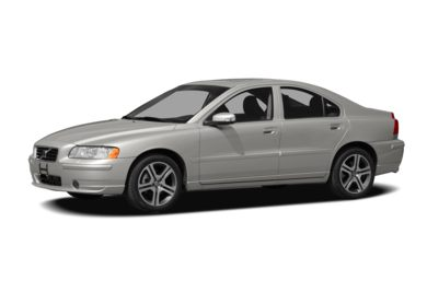 3/4 Front Glamour 2007 Volvo S60