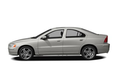 90 Degree Profile 2007 Volvo S60